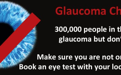 NATIONAL GLAUCOMA AWARENESS WEEK
