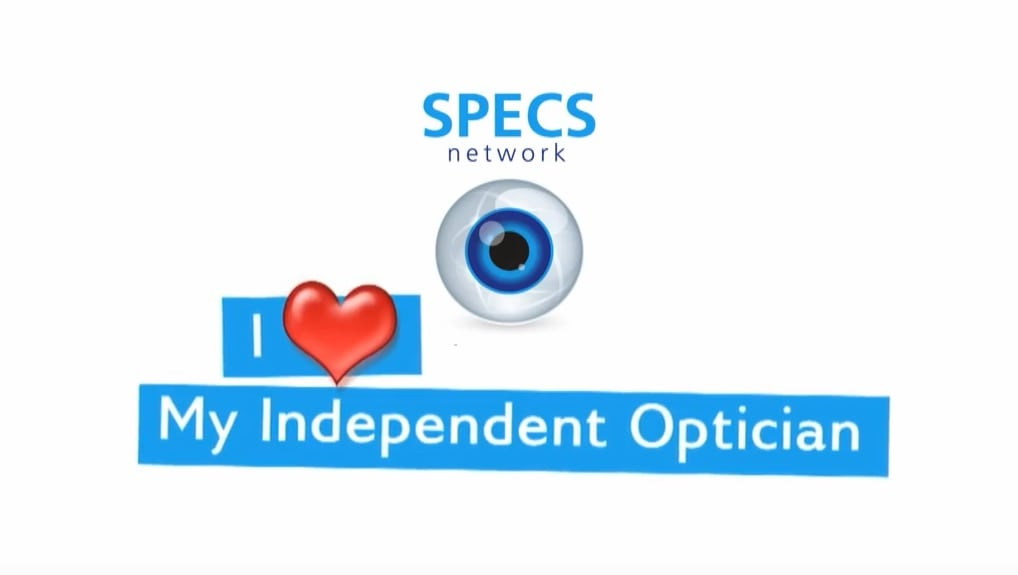 I Love My Independent Optician
